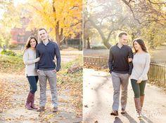 Zlatan and Lana | St. Louis Engagement Photos