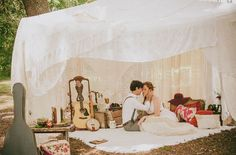 Fall Woodland Wedding Inspiration
