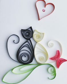 13 Paper Quilling Design Ideas That Will Stun Your Friends – Quilling Techniques Quilling Images, Paper Quilling Cards, Paper Quilling Flowers, Paper Quilling Tutorial, Quilling Animals, Paper Quilling Jewelry, Paper Quilling Patterns, Origami And Quilling, Quilled Paper Art