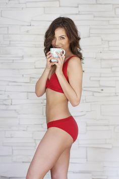 Lyta Panty Organic cotton bikini cut panties by hannabroer