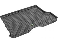 Quadratec® Ultimate All Weather Rear Cargo Liner in Black