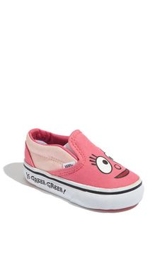 I hope Yo Gabba Gabba is still around when we have kids. They're so rocking these Vans.