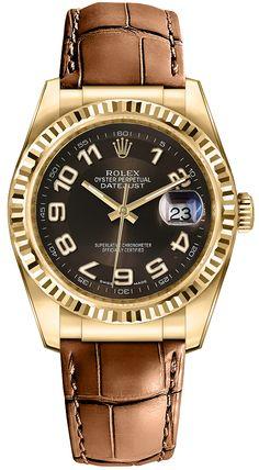 Rolex Datejust 36 116138