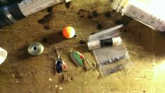 An Unconventional and Compact Fishing Kit - Cut down on the bulk of fishing equipment. Emergency Preparedness, Survival, Fishing Kit, Tackle Box, Bug Out Bag, Fishing Equipment, Etsy Store, Usb Flash Drive, Compact