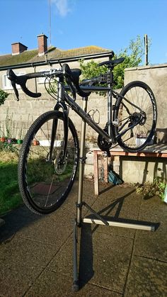 Shiny, clean Enigma Ecroix Bicycle, Cleaning, Bicycle Kick, Bike, Bicycles, Home Cleaning