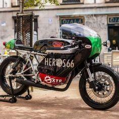 MASH 250 Cafe Racer Café Noir 2016 – XTR Pepo