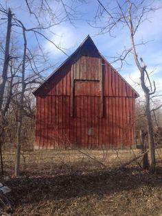 Indiana Barns, Attica, Fountain