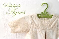 LaRaLiL: Dåbskjole Agnes