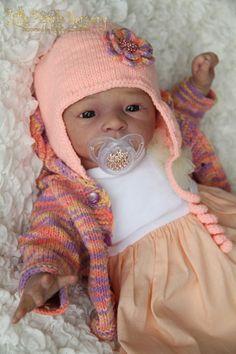 Милена. Кукла реборн Наталии Сомовой / Куклы Реборн Беби - фото, изготовление своими руками. Reborn Baby doll - оцените мастерство / Бэйбики. Куклы фото. Одежда для кукол