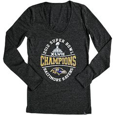 Women's Baltimore Ravens Nike Gray New Day Tri-Blend Tank Top
