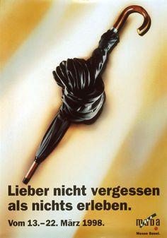 Anon, Schweizer Mustermesse Basel, 1998