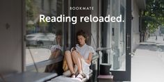 Bookmate is all you need to enjoy reading – available on iOS, Android, and Windows Phone. $8.99/month