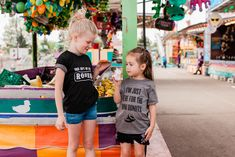 Perfect for the midway, rodeo, PNE, Stampede and K-Days. Howdy, This Isn't my First Rodeo. I'm Just Here for the Mini Donuts. Hold my Bear. Cotton Candy and Mini Donuts Rodeo Girls, Mini Doughnuts, Calgary, Cotton Candy, Cheer, How To Wear, Shirts, Humor, Shirt