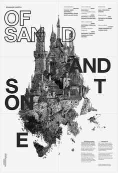 Of Sand and Stone {StudioKxx Krzysztof Domaradzki}