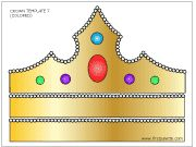 This site has great templates for crowns, Pharaoh headdresses, etc. for Bible classes.