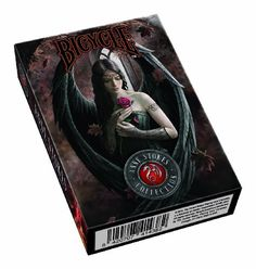 Anne Stokes Fantasy Art Poker Playing Card Deck by Bicycle - Gothic Designs US Playing Cards,http://www.amazon.com/dp/B003ZJ22J0/ref=cm_sw_r_pi_dp_ZyVIsb1H7A8JEM21