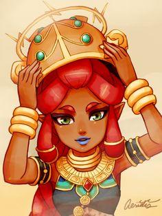 Rjiu Königin der Gerudos #MavisChan