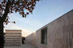 Ampliación del cementerio de Gubbio, Andrea Dragoni y Francesco Pes