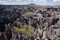 National Park Tsingy de Bemaraha, Madagaskar