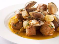 """Have you tried? Carefully marinated and combined with fresh clams, """"Pork 'à Alentejana"""" comes from the south of Portugal, with lots of tradition and mouthwatering flavours!  #PortugaliaMacau #Portugalia #portuguesefood #clams #comidaportuguesa #macautravel #alentejana #algarve #foodie #foodiehk #hkfoodie #macaufoodie #macau #macau_ig #macaufood #foodphotography #nofilter #bitesofheaven #yummy #dish #tasty #tastyfood #葡多利 #澳門  Yummery - best recipes. Follow Us! #tastyfood"""