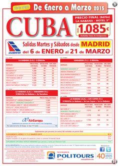 Varadero, salidas del 7 al 21 de Marzo desde Madrid (8d/6n) precio final desde 1.360€ ultimo minuto - http://zocotours.com/varadero-salidas-del-7-al-21-de-marzo-desde-madrid-8d6n-precio-final-desde-1-360e-ultimo-minuto/