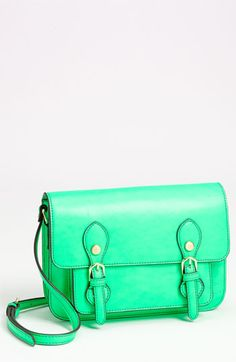Crossbody Bag. Love this color!