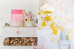 NICA´S WEEKLY INSPIRATION   inspired by nature.. Interior Design by Zilverblauw and LileSadi