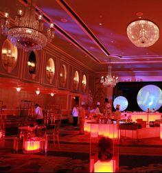 New York Hilton Midtown ballroom