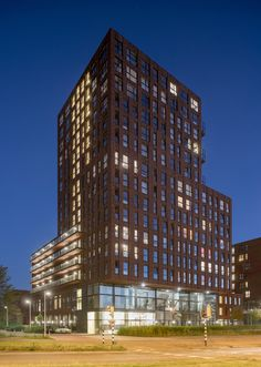 Mixed Use & Residential Buildings category De Verkenner | Mei architects and planners. Images courtesy of Archmarathon