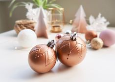 Christmas Tree Decorations, Christmas Tree Ornaments, Christmas Diy, Copper Spray Paint, Star Candle, Paper Tree, Diy Home Decor Projects, Mandala, Blog