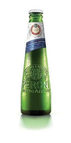 Peroni Nastro Azzurro Piccola bottle