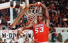 "Darryl Dawkins ""Chocolate Thunder"" - The 40 Best NBA Nicknames of All Time"