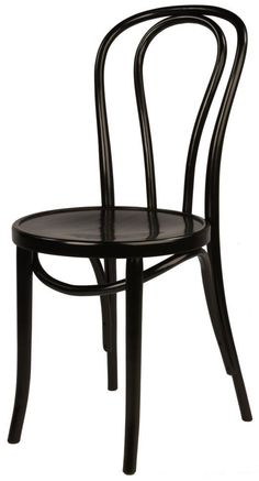 Replica Thonet Bentwood Chair - Black - $159 Each!