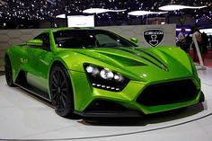 Zenvo ST1 automobile - Bloomberg