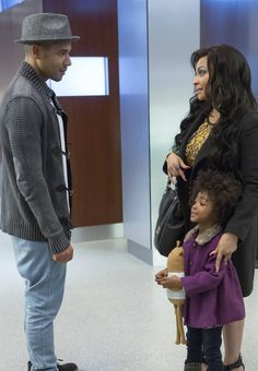 Photo: Olivia Returns To 'Empire,' So Will The Truth About Jamal's Daughter Be Revealed? We Might Already Know It | Bustle luscious is lola's daddy!?! Shut up!!!!!