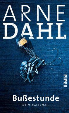 """""""Bußestunde"""" von Arne Dahl #Krimi #Weltbild #Spannend"""