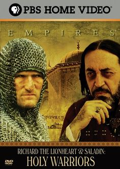 Holy warriors : Richard the Lionheart & Saladin. Toledo campus. Call number : MEDIA D 163 .H65 2005