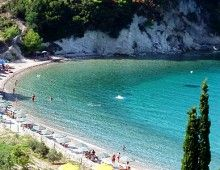 Samos, l'isola del buon vino