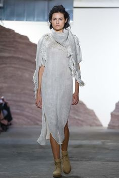 Maiyet Ready To Wear Spring Summer 2016 New York - NOWFASHION