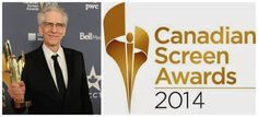 David Cronenberg No Canadian Screen Awards Em Toro...