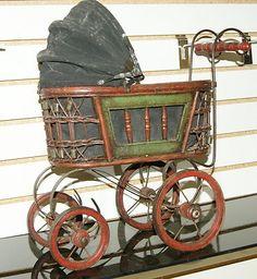1800's  baby buggy, salesman's sample