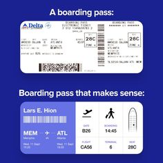 Memphis, Boarding Pass