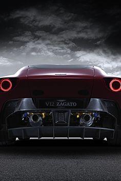 Aston Martin Zagato V12 ~