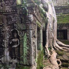Bayan Temple, Cambodia