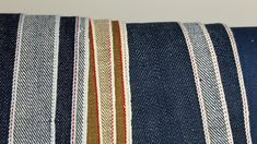 Men are not wasting their time during lockdown. So many have been making Selvedge Jeans!