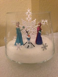 25 best ideas about frozen table on 25 best ideas about frozen table decorations on Frozen Table Decorations, Frozen Party Centerpieces, Disney Centerpieces, Decoration Table, Frozen Themed Birthday Party, Disney Frozen Birthday, 4th Birthday Parties, Birthday Party Decorations, 3rd Birthday