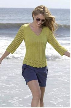 Stitch Sample Pullover in Tahki Yarns Cotton Classic. Discover more Patterns by Tahki Yarns at LoveKnitting. The world's largest range of knitting supplies - we stock patterns, yarn, needles and books from all of your favorite brands.