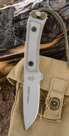 Tops Knives Overlander Fixed Blade Knife @aegisgears
