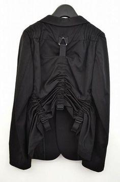 ジュンヤワタナベ コムデギャルソン ジャケット 41705 B parachute blazer • junya watanabe 24,000 円