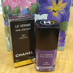 Nail polish Chanel polish, used once, beautiful color... from Dillards. CHANEL Accessories